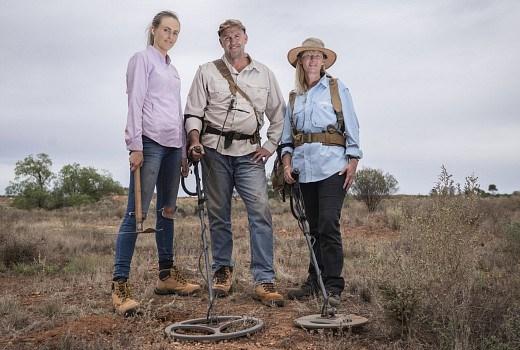 Aussie Gold Hunters Series 4 Sound Editing XB Studios