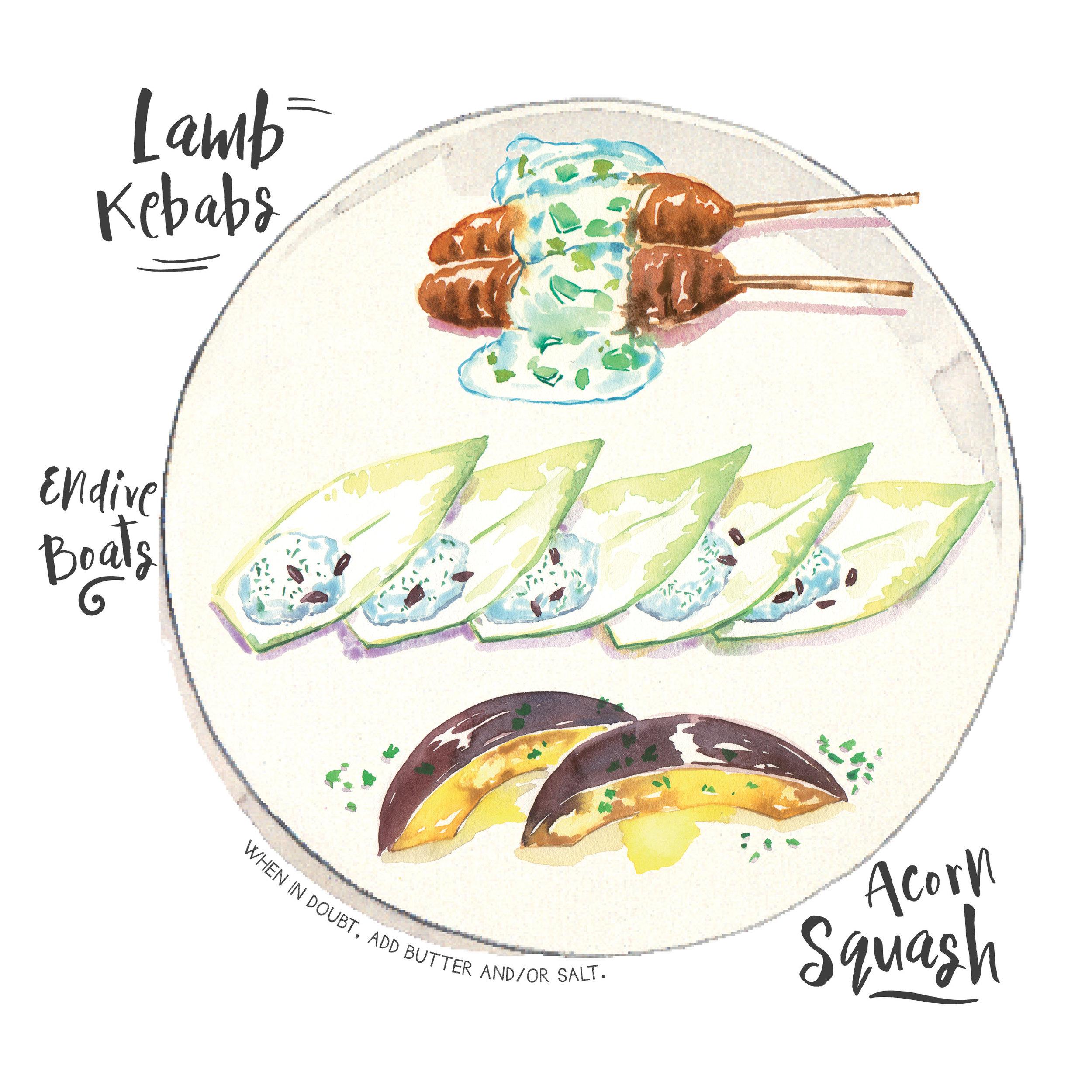 kebab endive acorn squash.jpg
