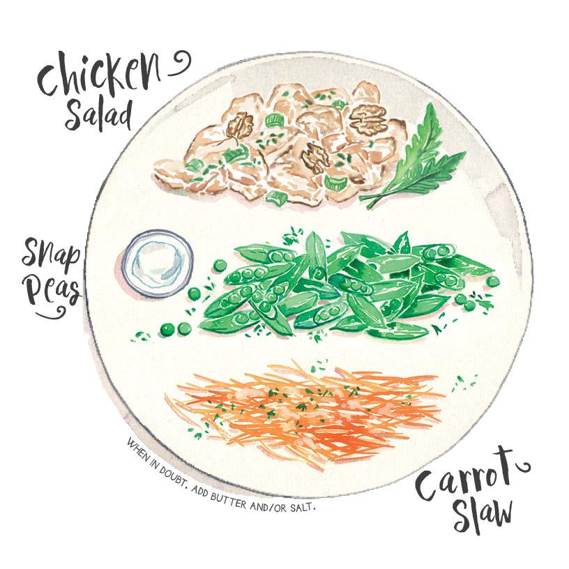 chicken salad snap peas carrot slaw.jpg