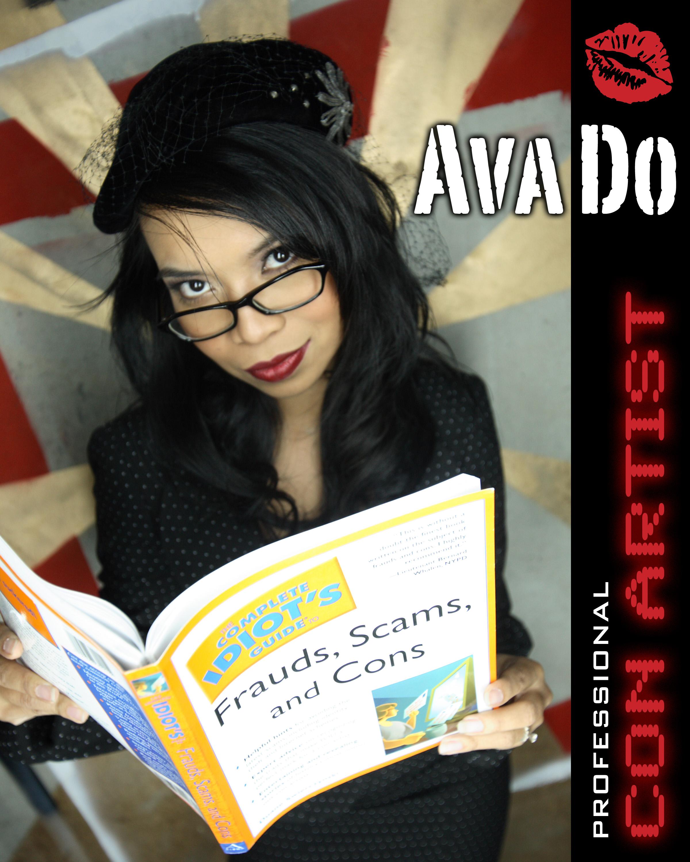Ava Do Magician Mentalist Deceptionist