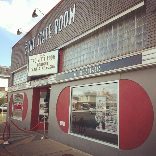 Can't wait,  Salt Lake City!  Tickets going quick,  get 'em before doors!    Bandsintown.com/IvanAndAlyosha