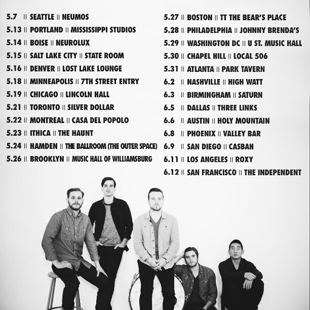 We hit the road tomorrow!!!  First stop, Portland!