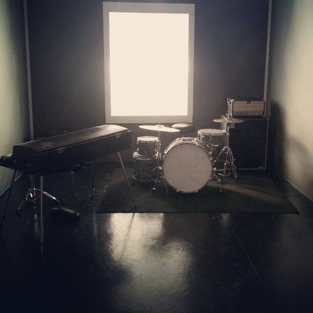 Shooting a video for All This Wandering Around today in Bellingham,  WA!