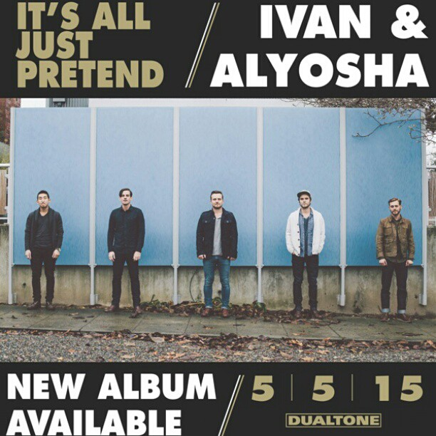 """In case you missed it,  I&A's new Full Length """"It's All Just Pretend"""" comes out May 5th! Full Teaser here;  https://youtube.com/watch?v=0qOLGgeKsrI"""