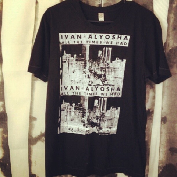 And another…    Get it here:  http://ivanandalyosha.bigcartel.com/