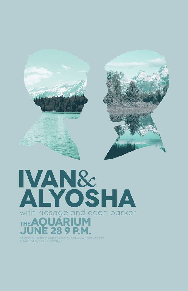 After a great day off we're on the road again for a couple more tour stops!  Friday night we're in Fargo, ND playing at The Aquarium in Fargo, ND at 9pm!  We wonder if sharks will be in the crowd…  Tickets  HERE .