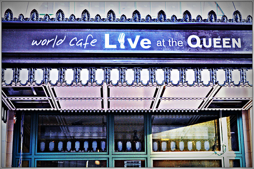 Wilmington, DE, your night has come! We can't wait to see you tonight at the World Cafe Live at The Queen at 8pm! Find your tickets  HERE .