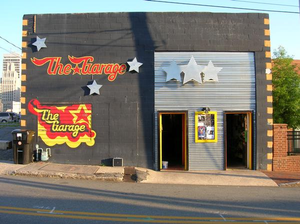 What's up Winston Salem!  Tonight we're playing at The Garage at 9pm, we'd love to see you there!  Find tickets  HERE .