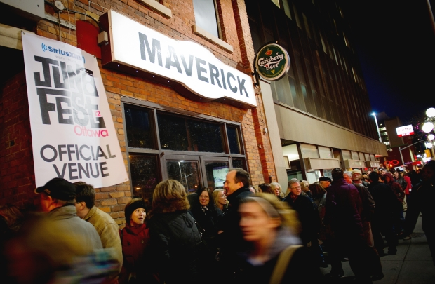 CANADA! Tonight we're in Ottawa at Mavericks, 211 Rideau St., playing at 8pm! Hope to see you there! Tickets  HERE .