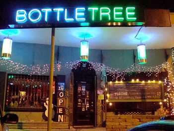 We're in Birmingham, AL tonight, playing at the Bottletree Cafe at 9pm!  Tickets can be found  HERE .