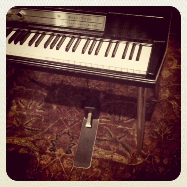 Taken with  Instagram  at Fairfax Recording