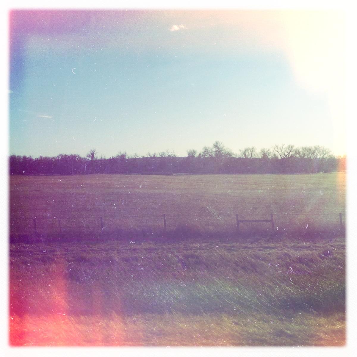 Driving Through Nebraska!!!!
