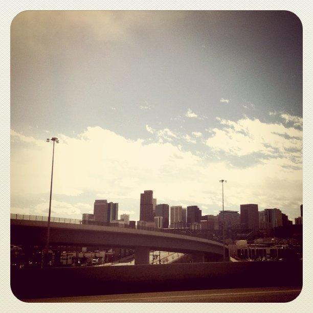 Denver, CO (Taken with  instagram )