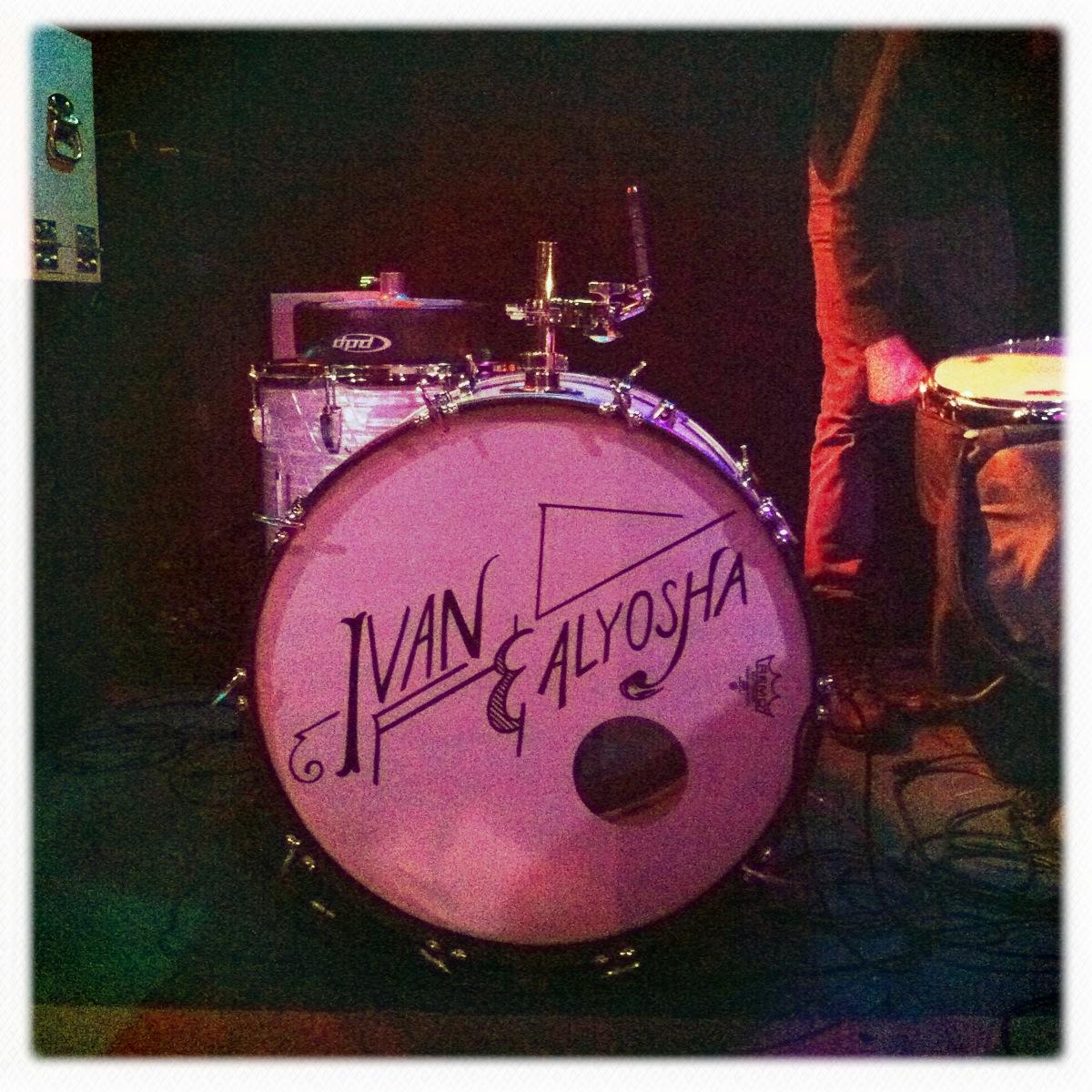 New I&A Drum Head Courtesy Of Our Dear Friend Lauren Mcconaughey!