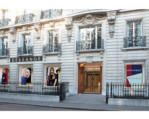 The flagship salon in Paris