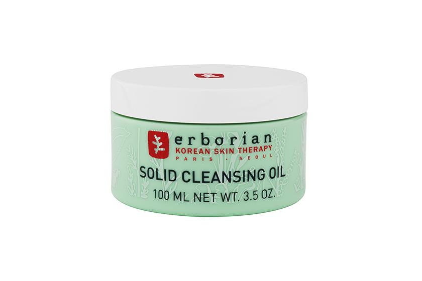 Erborian Solid Cleansing Oil, $42