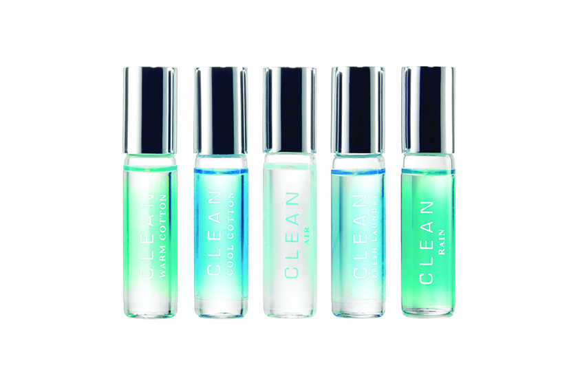 Clean Rollerball Layering Collection, $25, at Murale and Sephora