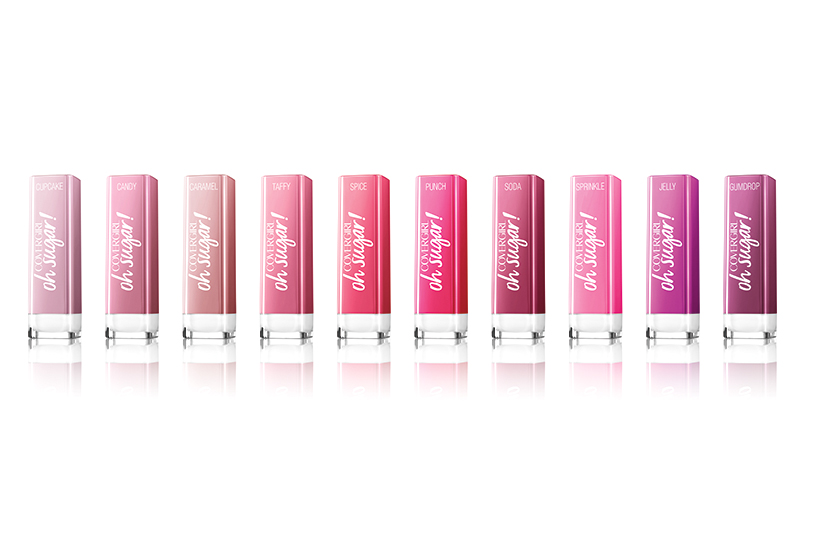 CoverGirl Colorlicious Oh Sugar!, $8 each, at drugstores