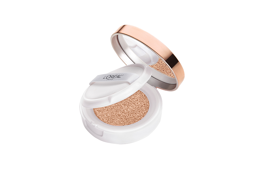 L'Oréal Paris True Match Lumi Cushion, available in eight shades, $25, at drugstores