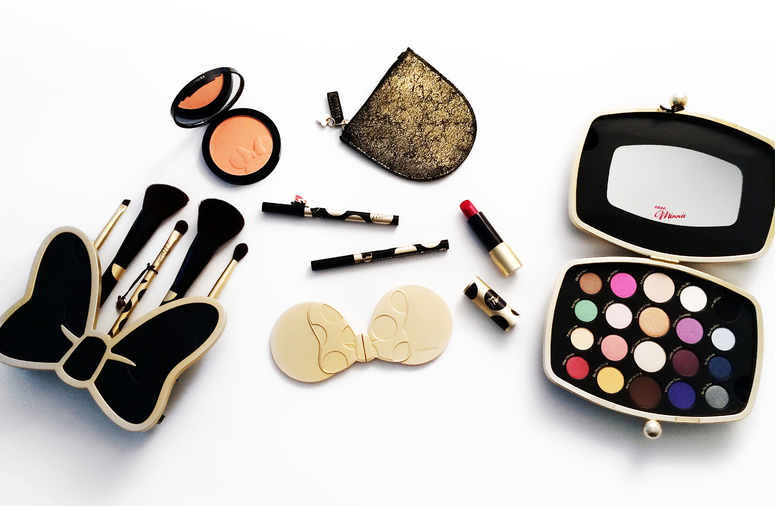 The Disney Minnie Beauty by Sephora Collection