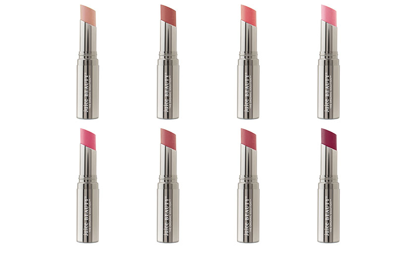 Juice Beauty Phyto-Pigments Satin Lip Cream, $30 each