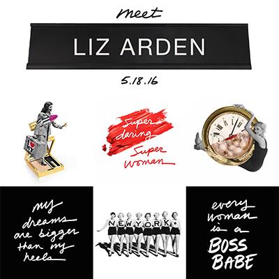 #LIZARDEN INSTAGRAM IMAGES (VIA  @elizabetharden_korea )
