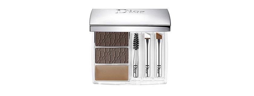 Dior Backstage Pro Brow Palette in Brown, $64