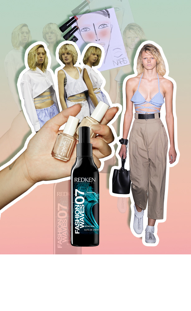 Alexander Wang's Beachy (and Bleachy) Makeovers