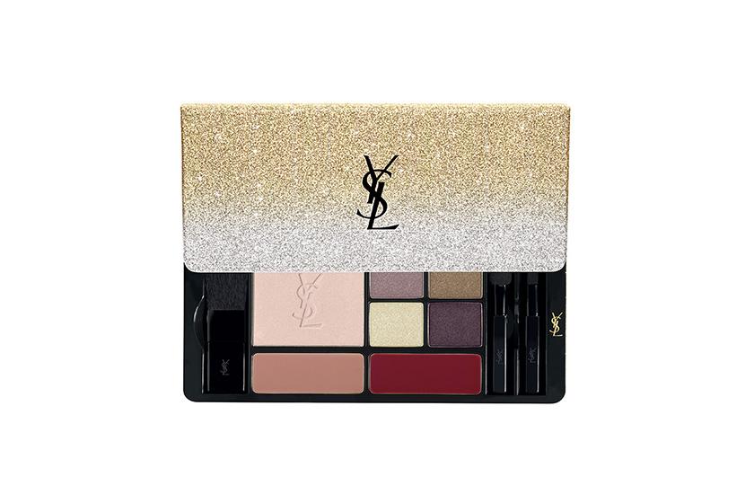 Yves Saint Laurent Multi-Usage Palette Collector Sparkle Clash Edition, $100