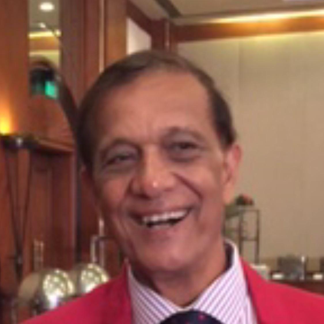 Ajit Soni  Chair Person - Charity & Fund Raising