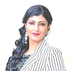 Dr. Sonia Singh  Vice President and Chair Person - Education & Career Consulting
