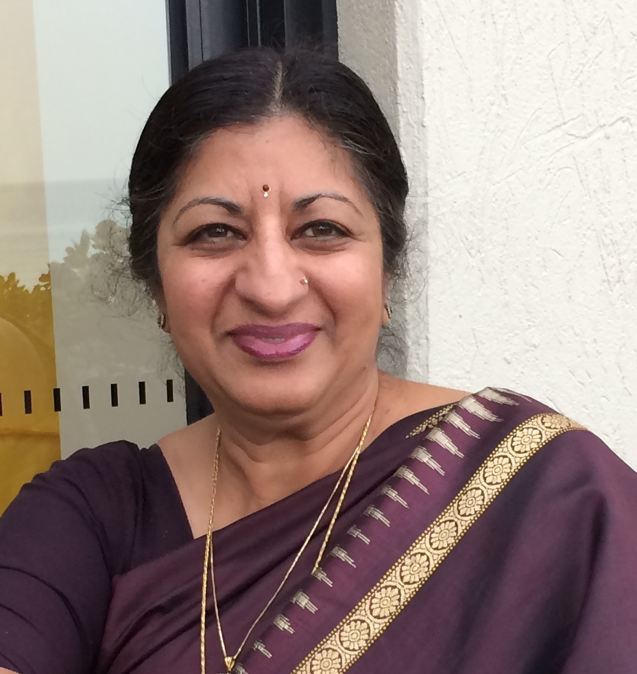 Vinita Auplish  Vice President & In-charge of Team Building