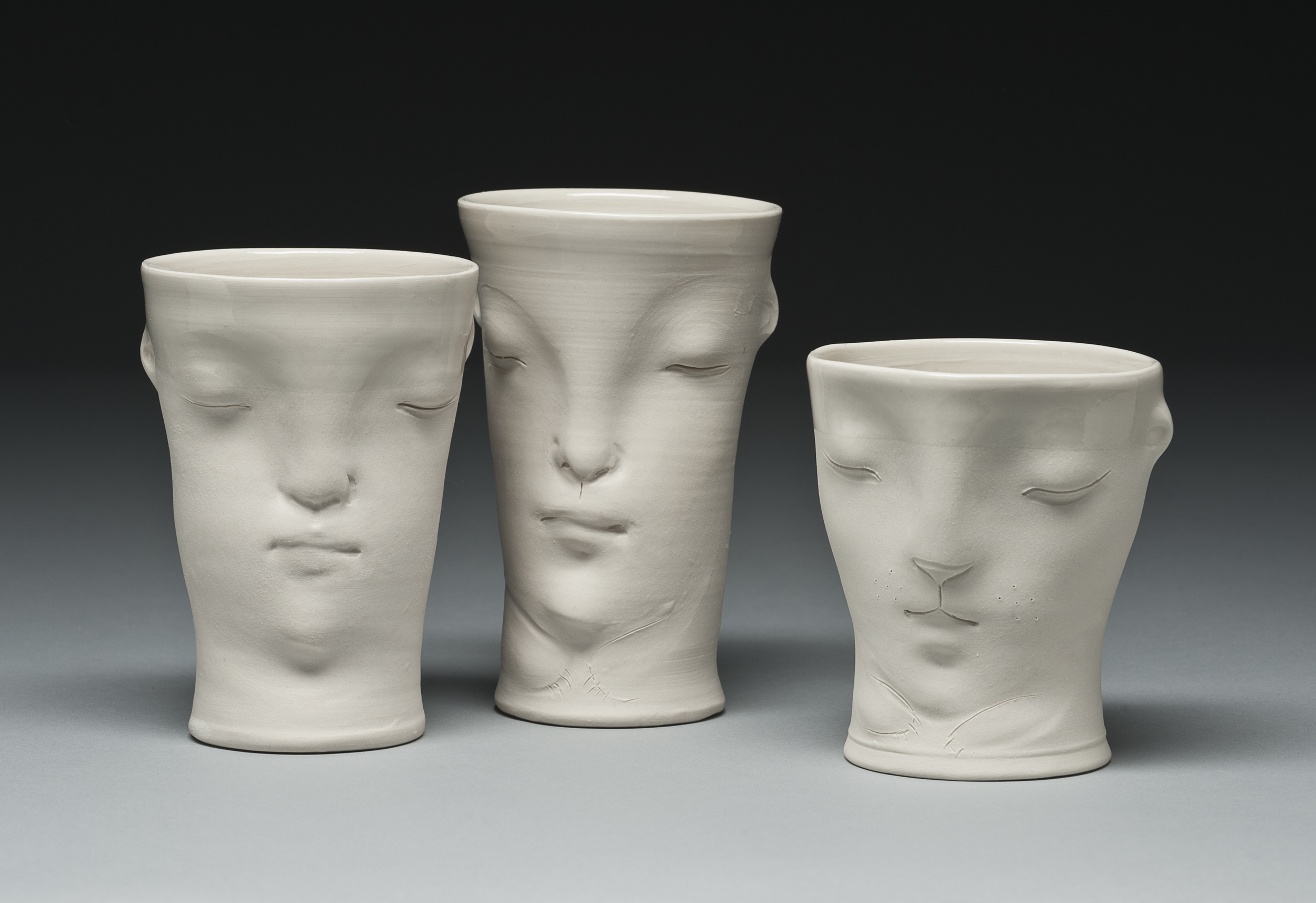 Face cups