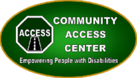 Community Access Center Logo