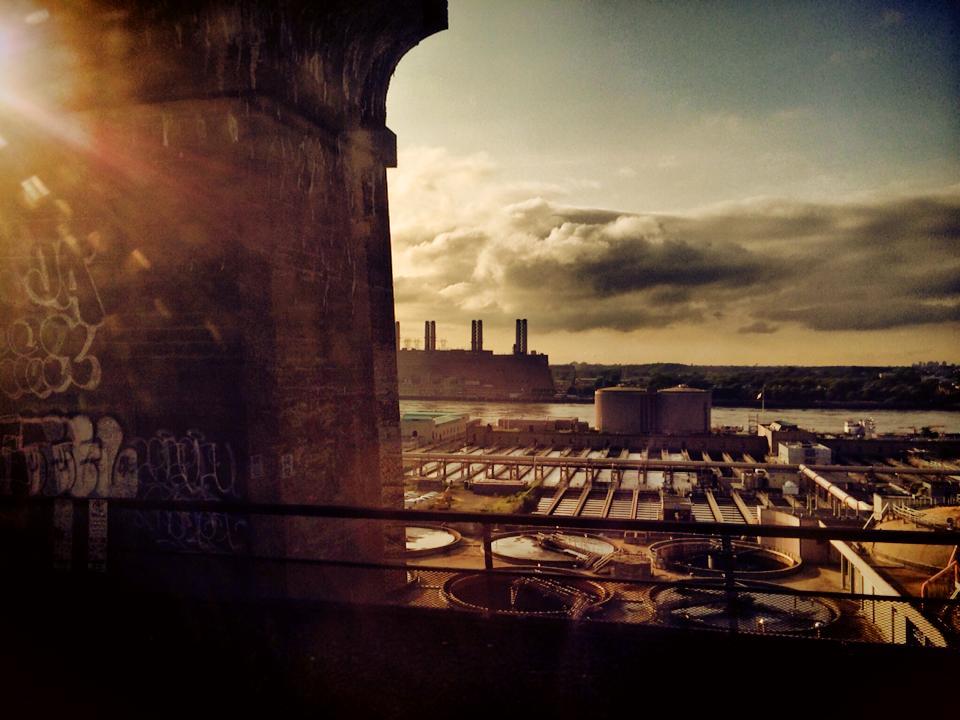 Gotham Sunrise