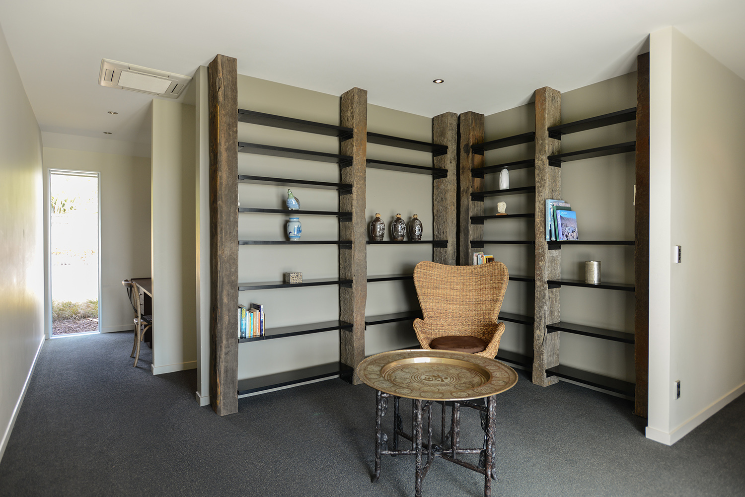 HIGHCLIFF Accommodation - Library