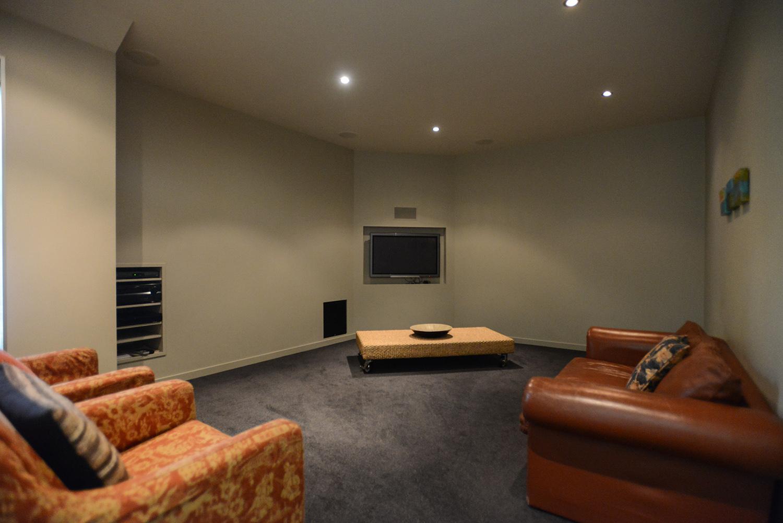 HIGHCLIFF Accommodation - Media Room