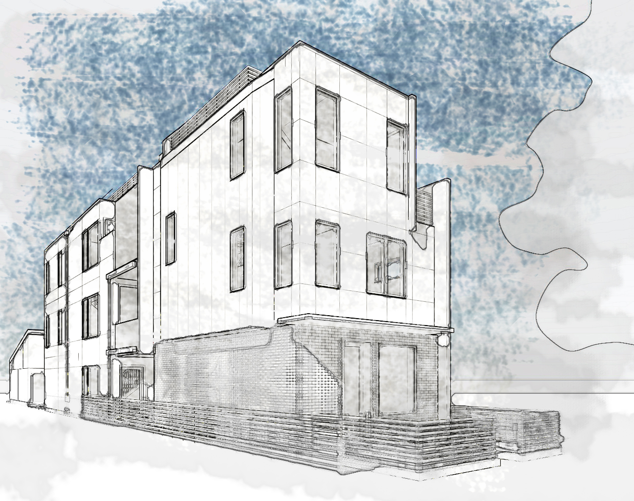 LAWRENCE STREET TOWNHOMES