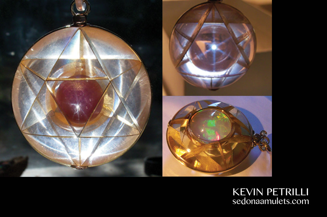 Merkabas With Inside Jem