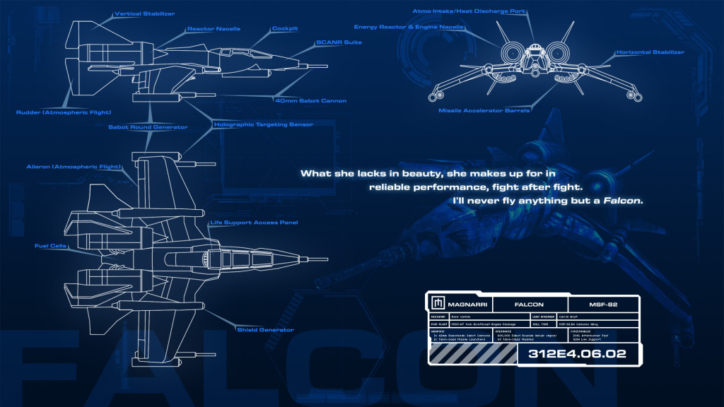 Falcon Schematic
