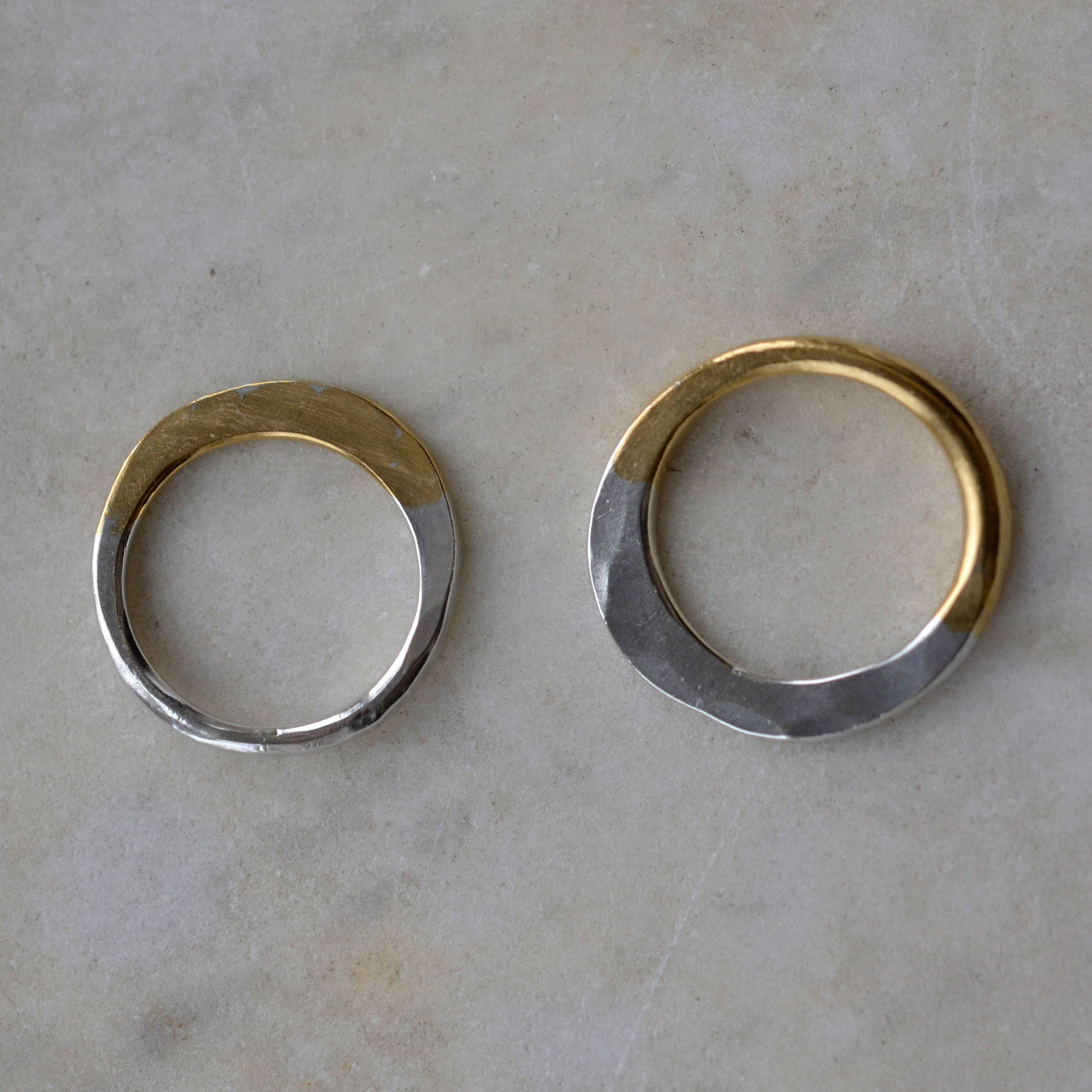 OMBRE RINGS