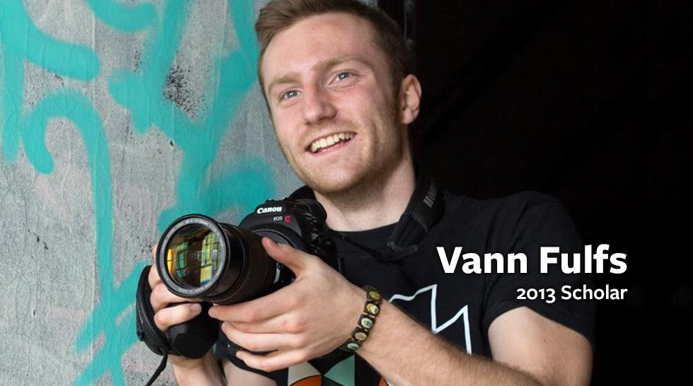 2013 Scholarship Recipient: Vann Fulfs