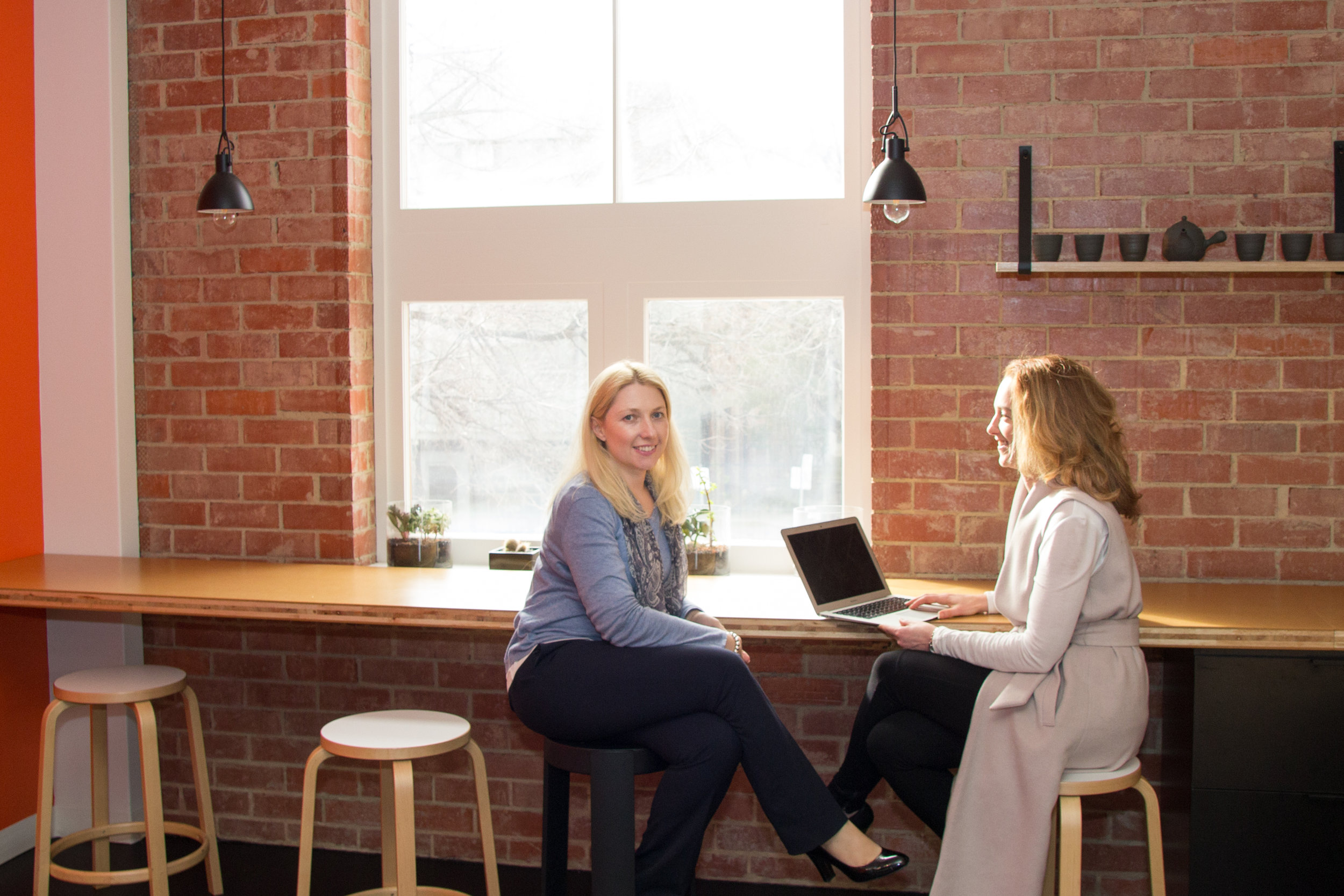 Co- working spacesBenefits?  Challenges? -