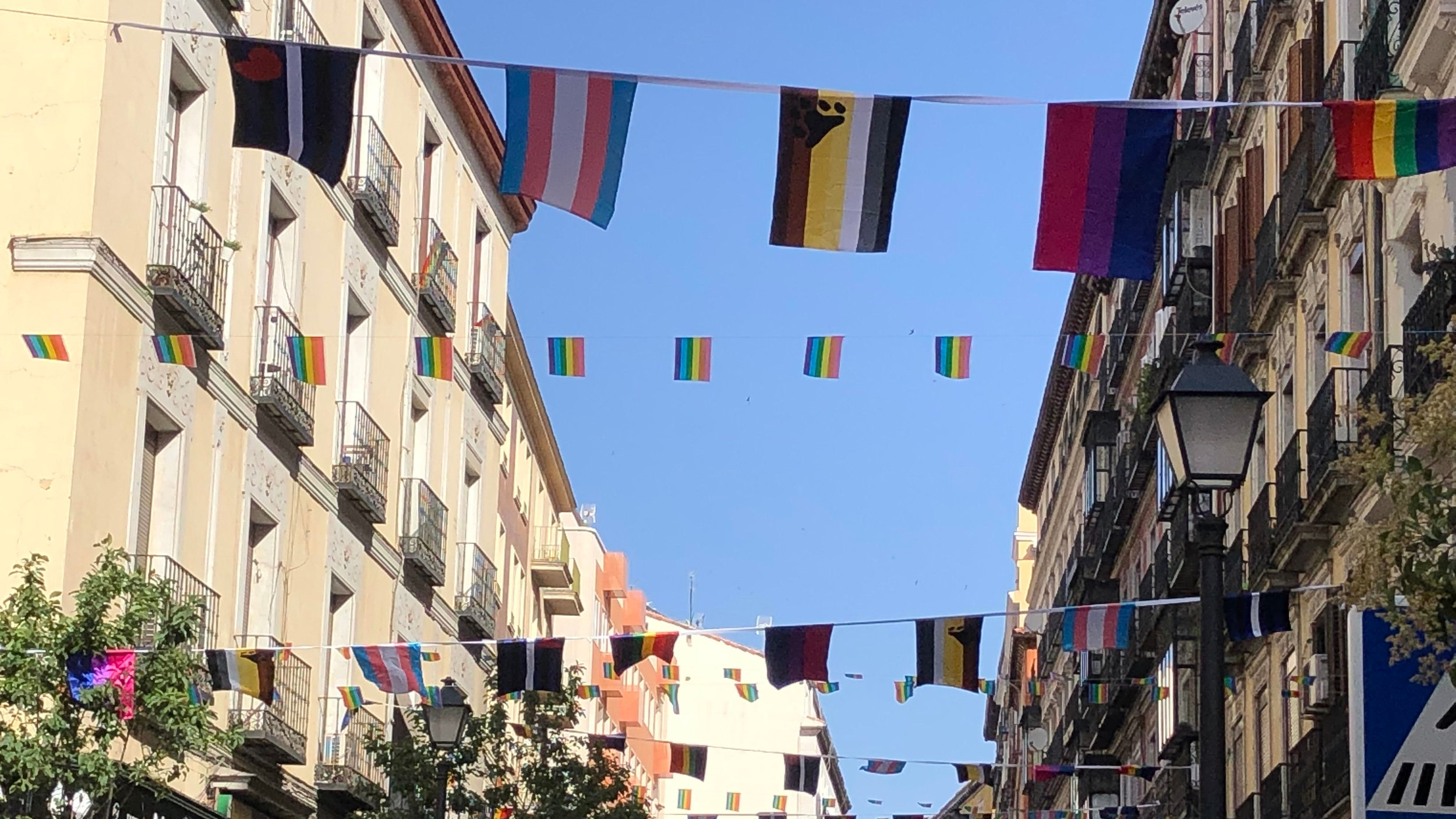 Madrid's Pride -