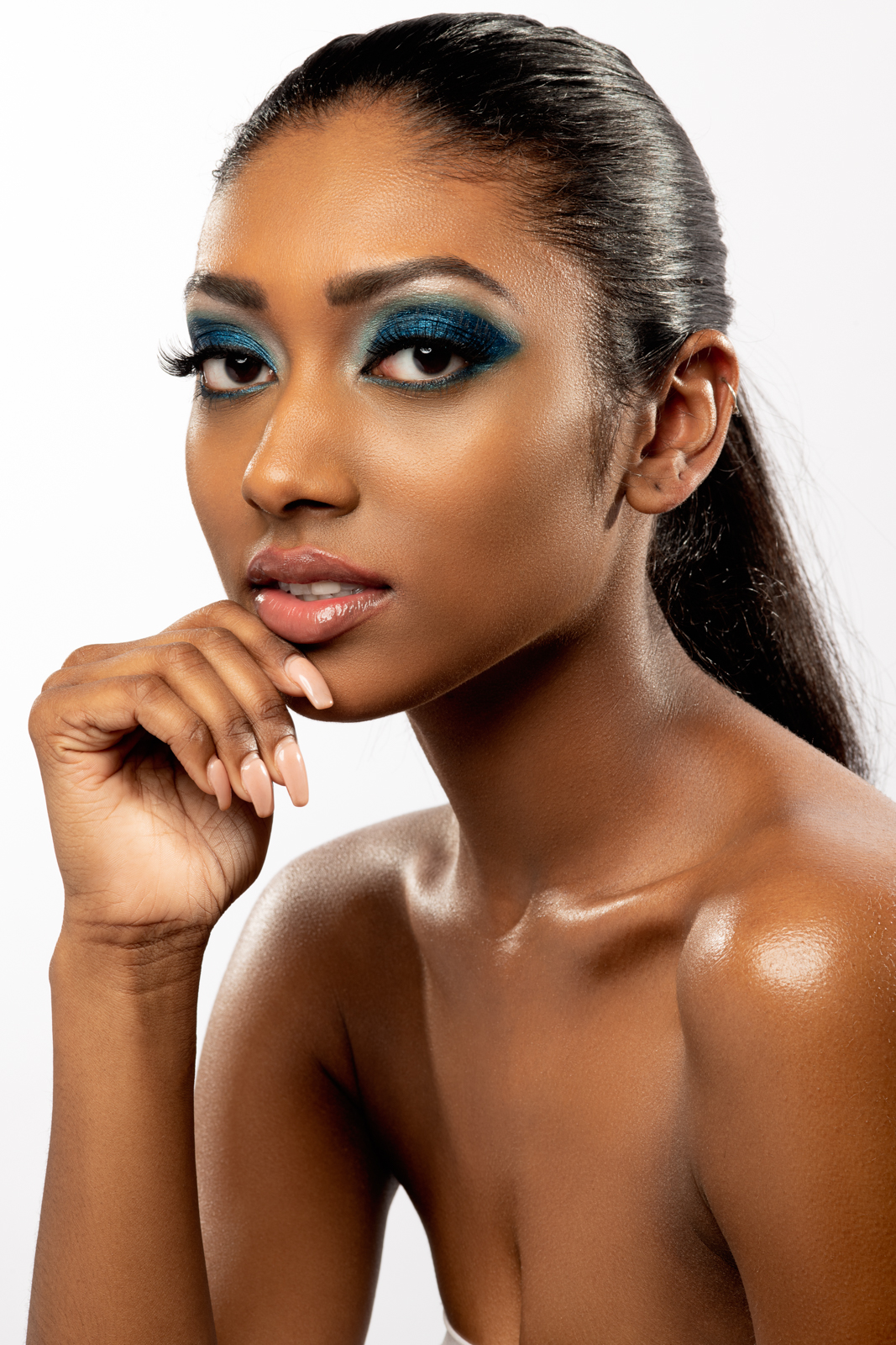 Model |   Ashley    Makeup Artist |   Jordan