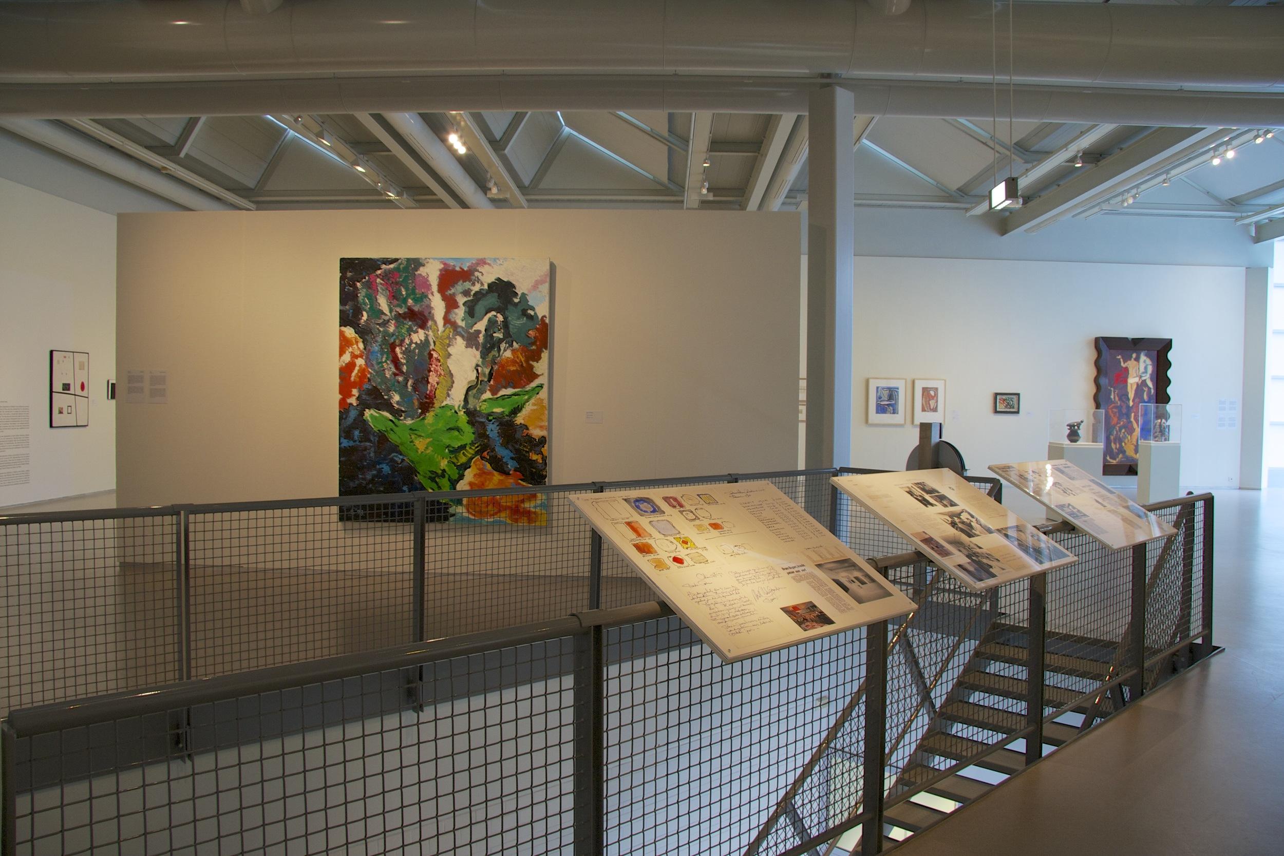 Collection D'art - een galerie, Cobra Museum voor Moderne Kunst Amstelveen, 18jan. t/m 19april 2015