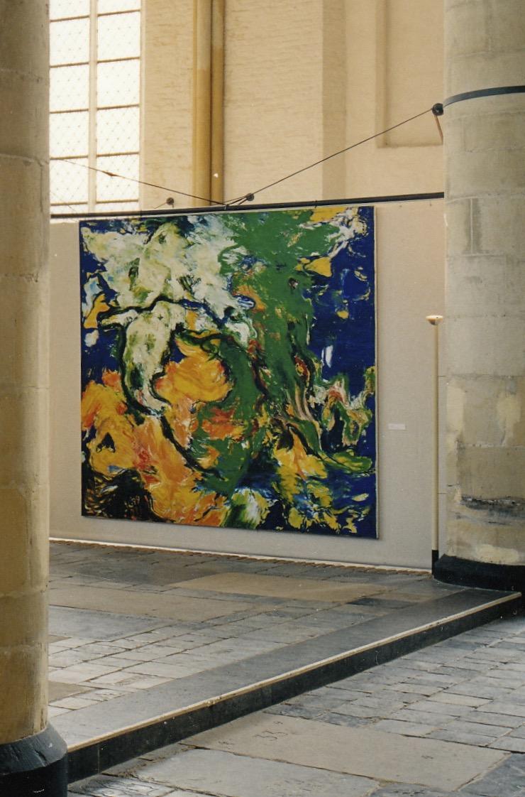 Bergkerk Deventer 2000