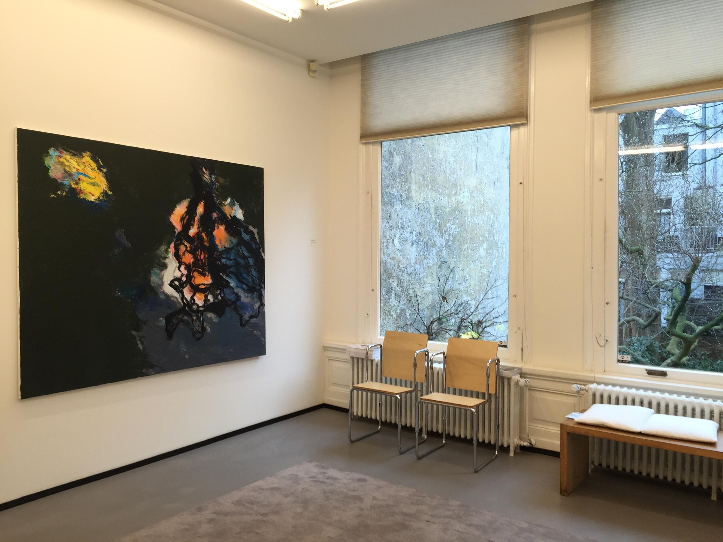 Galerie Borzo Amsterdam 11dec.2015 / 05feb.2016