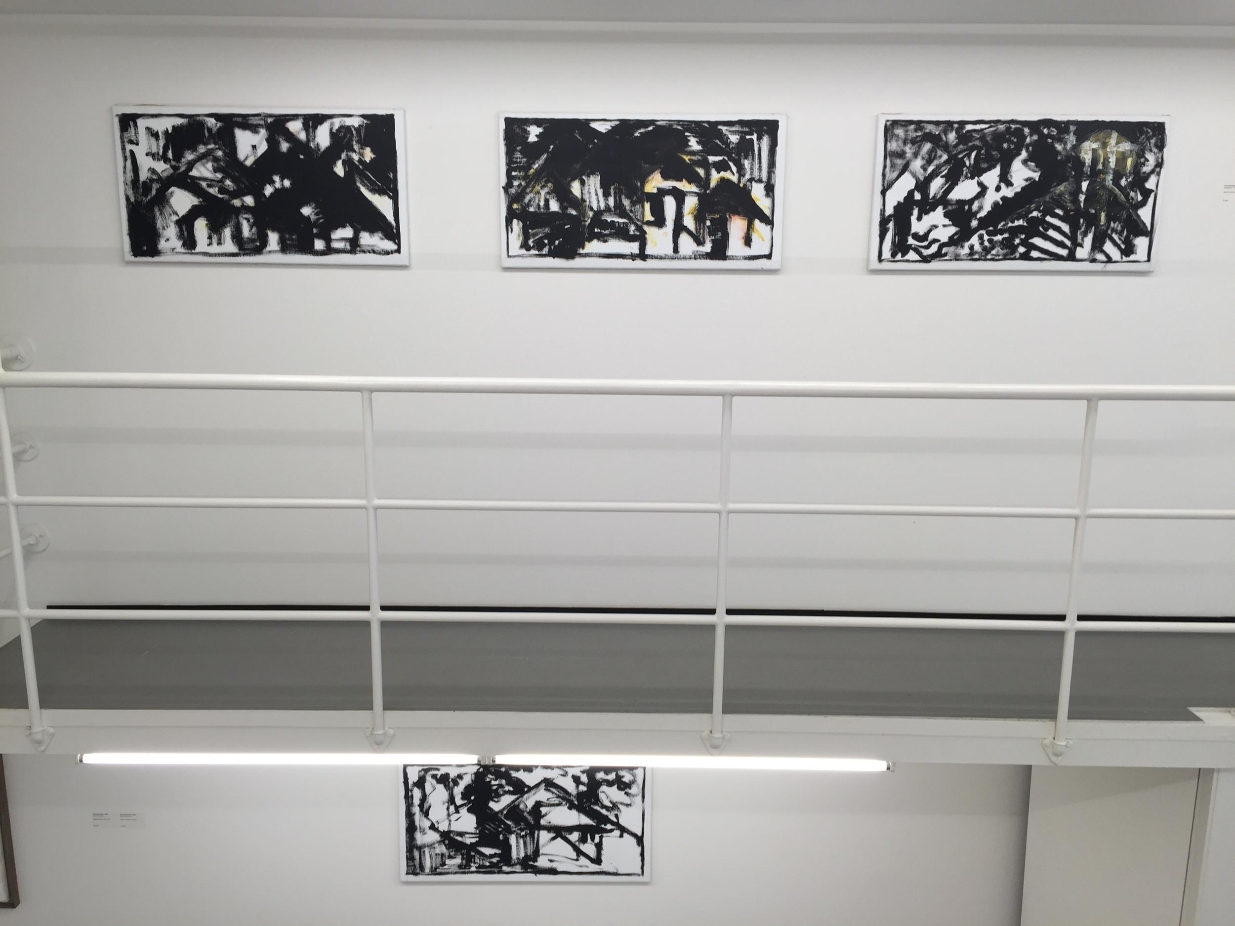 Galerie Borzo Amsterdam, 2015
