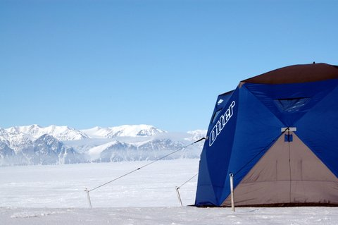otter tents baffin base camp